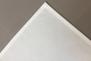 Nappe 120x120cm Blanc