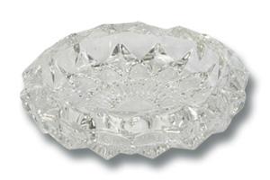 Location vaisselle : cendrier prisme - Ambassade Receptions