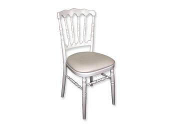Chaises Napoleon III Blanche