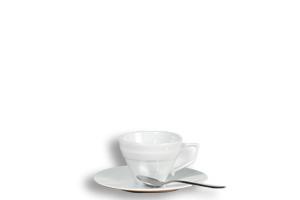 Location vaisselle : complet cafe Saturne - Ambassade Receptions