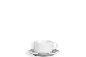 Complet Thé (tasse, sous tasse, cuillère à café) RH