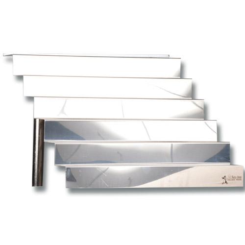 Escalier en Inox Rectangulaire