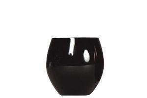 Location vaisselle : gobelet noir 38 cl Albatre - Ambassade Receptions
