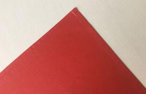 Nappe 210x210cm Rouge Shintz