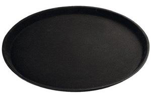 Location vaisselle : plateau antiderapant limonadier noir- Ambassade Receptions