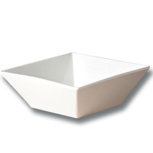 Location vaisselle : saladier 22cm Square - Ambassade Receptions