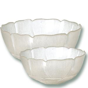 Location vaisselle : saladier en verre 26cm - Ambassade Receptions