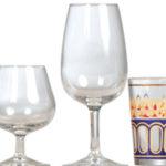 Location vaisselle : verres a Themes - Ambassade Receptions
