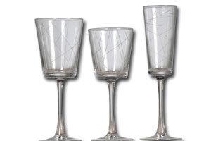 Location vaisselle : verres Eclat - Ambassade Receptions
