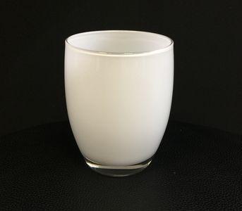 Location vaisselle : gobelet a eau Blanc - Ambassade Receptions