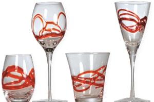 Location vaisselle : verres Voluptuoso- Ambassade Receptions