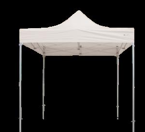 Tente 3×4.50m Blanche  4 Côtés